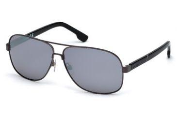 Diesel DL0125 Single Vision Prescription Sunglasses