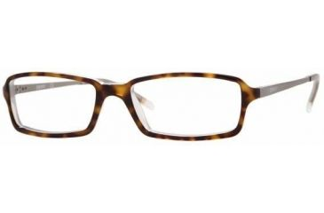 DKNY Eyeglass Frames Bifocal DY4553 with Lined Bi-Focal Rx Prescription Lenses