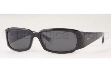 DKNY DY 4028 Sunglasses Styles Black Frame / Gray Lenses, 300187-5516, DKNY DY 4028 Sunglasses Styles Black Frame / Gray Lenses