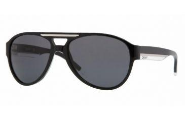 DKNY DY 4071 Sunglasses Styles - Black Gray Frame, 300187-5917