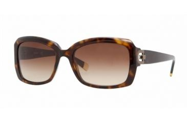 DKNY DY4073 #301613 - Dark Tortoise Brown Gradient Frame