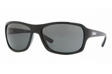 DKNY DY4075 #329087 - Black Frame, Gray Lenses