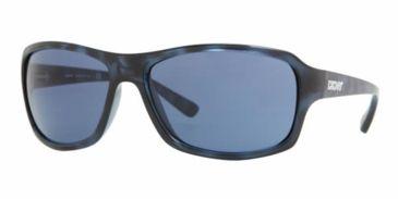 DKNY DY4075 #349680 - Blue Havana Frame, Blue Lenses