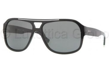 DKNY DY4077 Single Vision Prescription Sunglasses DY4077-300187-5915 - Frame Color: Black, Lens Diameter: 59 mm