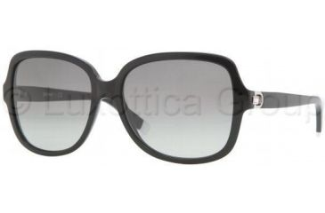 DKNY DY4078B Sunglasses 300111-5816 - Black Gray Gradient