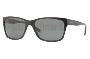 DKNY DY4089 DY4089 Bifocal Prescription Sunglasses DY4089-300187-5817 - Lens Diameter 58 mm, Frame Color Black