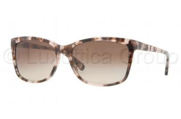 DKNY DY4090 Bifocal Prescription Sunglasses DY4090-354813-5817 - Lens Diameter 58 mm, Frame Color Brown Gradient