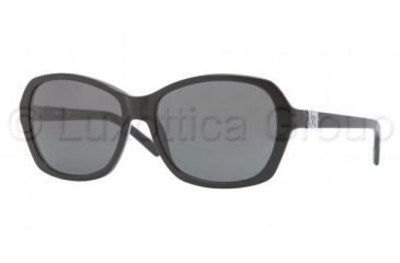 DKNY DY4094 Sunglasses 300187-5716 - Black Frame, Gray Lenses