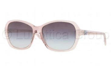 DKNY DY4094 Bifocal Prescription Sunglasses DY4094-352013-5716 - Lens Diameter 57 mm, Frame Color Antique Pink