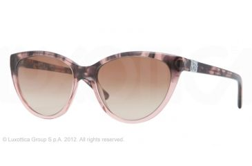 DKNY DY4095 Single Vision Prescription Sunglasses DY4095-355613-54 -