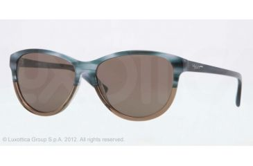 DKNY DY4104 Bifocal Prescription Sunglasses DY4104-357773-57 -