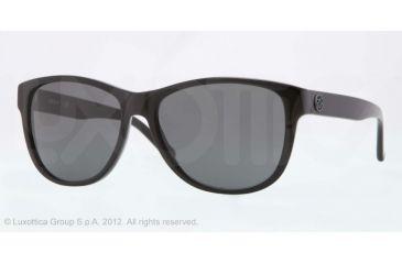 DKNY DY4106 Bifocal Prescription Sunglasses DY4106-300187-58 - Lens Diameter 58 mm, Lens Diameter 58 mm, Frame Color Black