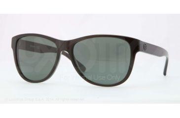 DKNY DY4106 Bifocal Prescription Sunglasses DY4106-320571-58 - Lens Diameter 58 mm, Frame Color Olive