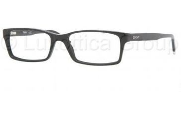 DKNY DY4609 Single Vision Prescription Eyewear 3001-5217 - Black