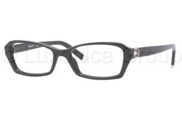 DKNY DY4620B Bifocal Prescription Eyeglasses 3001-5016 - Black Frame