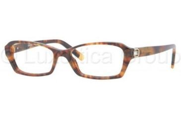DKNY DY4620B Bifocal Prescription Eyeglasses 3472-5016 - Vintage Tortoise Frame