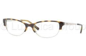 DKNY DY4622 Single Vision Prescription Eyeglasses 3327-5116 - Honey Frame