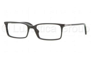 DKNY DY4626 Single Vision Prescription Eyeglasses 3001-5117 - Black Frame