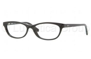 DKNY DY4629 Progressive Prescription Eyeglasses 3001-5015 - Black Frame