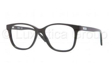 DKNY DY4634 Bifocal Prescription Eyeglasses 3001-5116 - Black Frame