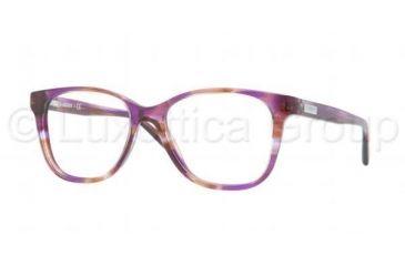 DKNY DY4634 Bifocal Prescription Eyeglasses 3593-5116 - Spotted Pink Frame, Demo Lens Lenses