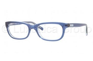 DKNY DY4635 Progressive Prescription Eyeglasses 3596-5218 - Dark Steel Frame