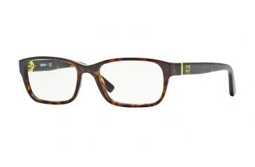 770caa9739 DKNY DY4656 Eyeglass Frames 3016-51 - Dark Havana Frame
