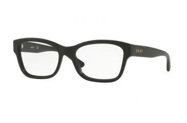 a4c033a762 DKNY DY4689 Prescription Eyeglasses 3688-52 - Black Frame