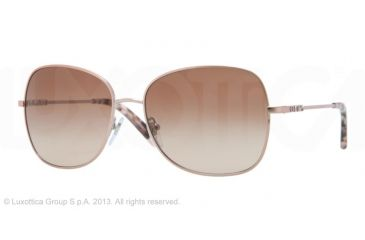 DKNY DY5073 Single Vision Prescription Sunglasses DY5073-120713-58 - Lens Diameter 58 mm, Lens Diameter 58 mm, Frame Color Beige