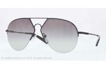 DKNY DY5075 Bifocal Prescription Sunglasses DY5075-100411-59 - Lens Diameter 59 mm, Frame Color Matte Black