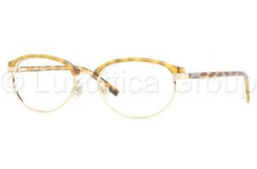 DKNY DY5623 Progressive Prescription Eyeglasses 1001-5117 - Gold