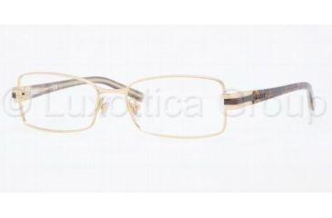 DKNY DY5628 Single Vision Prescription Eyewear 1087-5216 - Matte Gold