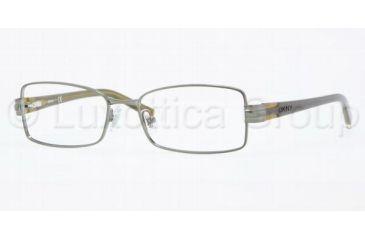 DKNY DY5628 Single Vision Prescription Eyewear 1185-5216 - Olive Green
