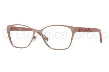 DKNY DY5636 Bifocal Prescription Eyeglasses 1108-4914 - Dark Steel Frame