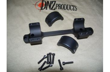 DNZ Products Freedom Reaper Tactical 1in Low Mount, Black 14700T