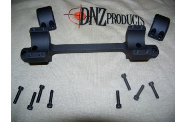 DNZ Products Freedom Reaper Tactical 1in Med Mount, Black 18700T