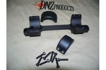DNZ Products Freedom Reaper Tactical 1in Medium Mount, Black 20700T