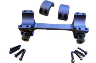 DNZ Products Freedom Reaper Picantinny Rail-Black-Medium Mount 109PT
