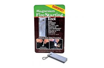 Doan Magnesium Fire Starting Tool 31 Off Free Shipping