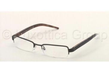 Dolce&Gabbana DG0855 Progressive Prescription Eyeglasses 0BR-5118 - Black