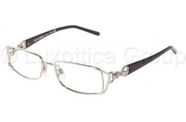 Dolce&Gabbana DG1139 Progressive Prescription Eyeglasses 061-5016 - Silver