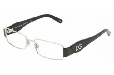 Dolce & Gabanna DG1182 #061 - Silver Demo Lens Frame