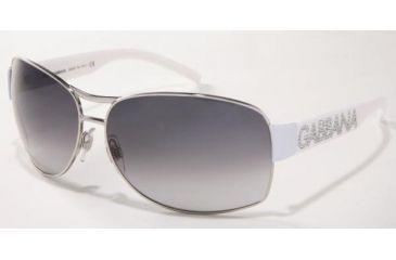 Dolce & Gabanna DG2027B #062/8G - Silver Gray Gradient Frame