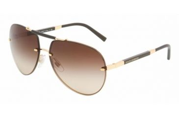 Dolce & Gabanna DG2083 #02/13 - Gold Brown Gradient Frame