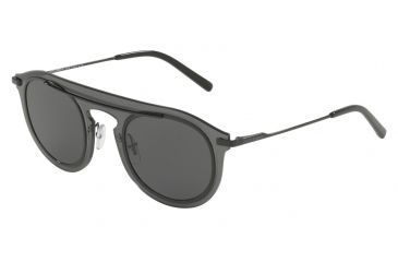 aae83320aee Dolce Gabbana DG2169 Sunglasses 01 87-48 - Smoke Frame
