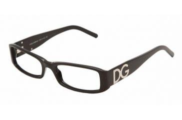 Dolce & Gabanna DG3044B #501 - Shiny Black Demo Lens Frame