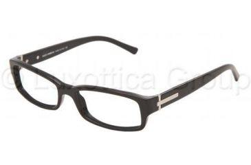Dolce&Gabbana DG3046 Progressive Prescription Eyeglasses 501-5016 - Black
