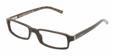 Dolce & Gabanna DG3060 #772 - Brown Spotted Frame, Demo Lens Lenses