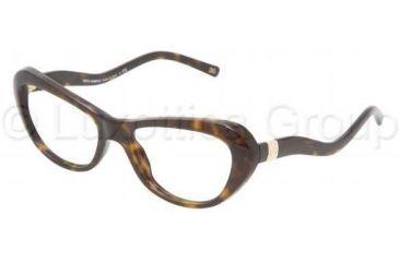 Dolce&Gabbana DG3071 Progressive Prescription Eyeglasses 502-5316 - Havana