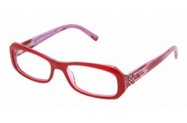 Dolce & Gabanna DG3082G #1585 - Red On Violet Frame